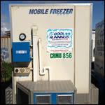 Large Mobile Freezer